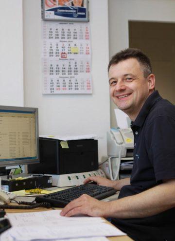 Zahntechnikmeister Alex Jarek